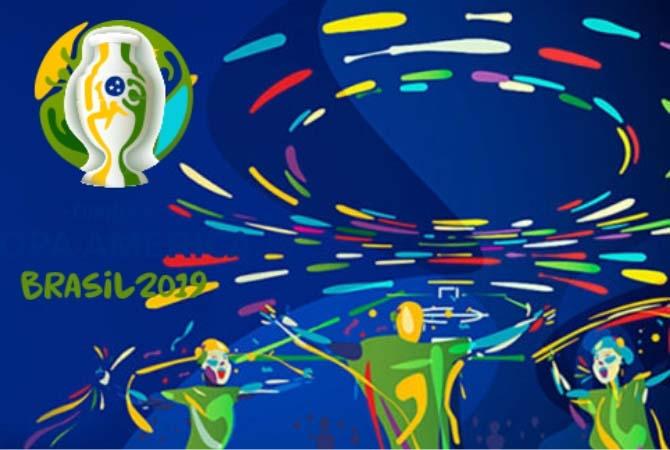 Кубок Америки 2019 в Бразилии