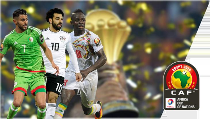 Кубок африканских наций 2019 в Египте